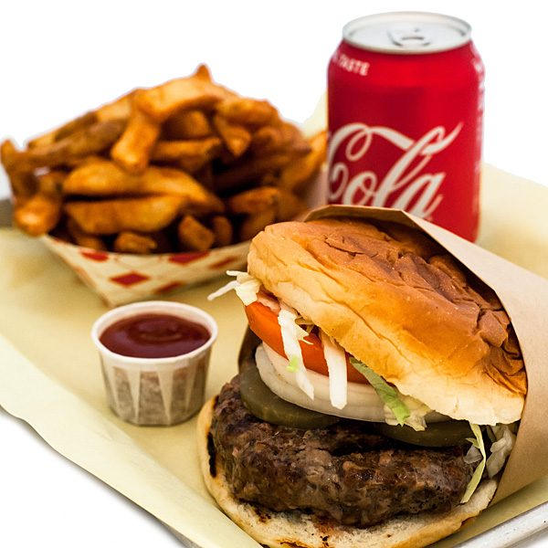Classic Burger Combo