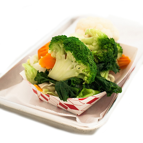 Steamed Veggies Regular