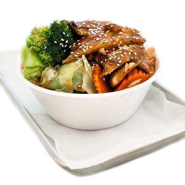 Teriyaki Bowl Regular